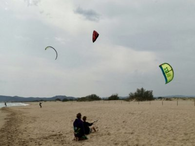 Kitesurf Basic Course 4 hours in L