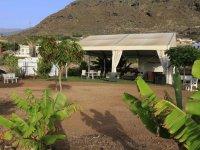 Campamento urbano en Candelaria