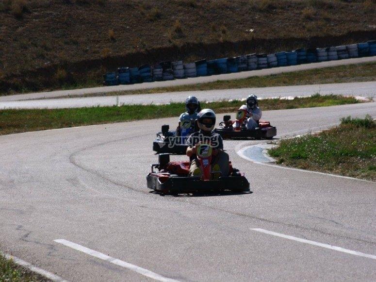 Circuito de 1300 metros