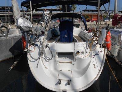 Cena romantica in barca a vela al Forum di Barcellona