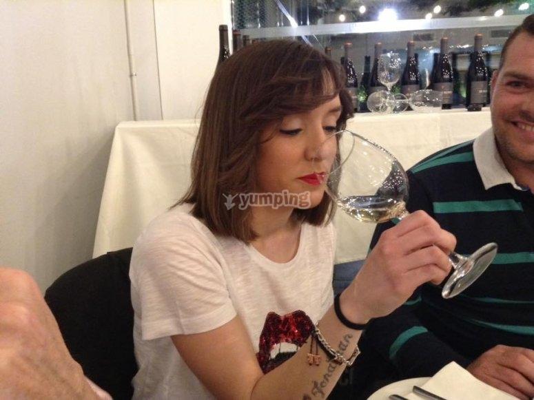 Degustacion de vino