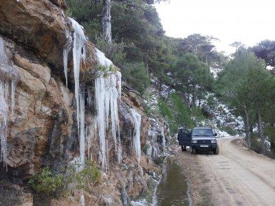 Ruta 4x4 Parque Natural de Cazorla Baza y Castril