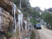 4x4 in Andalucia