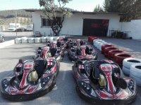 Karting race in Granada 18 minutes