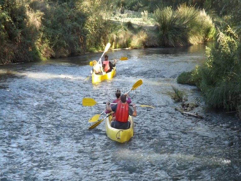 Navigazione lungo il fiume