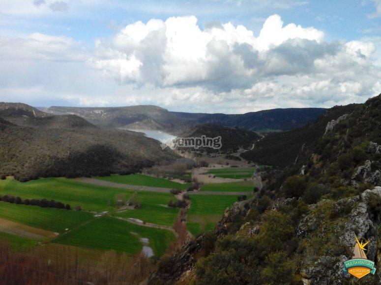 Reservoir El Atance