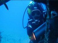 Disfruta de autonomía debajo del mar