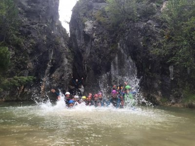 Navedo Canyoning Medium Level + Video Cantabria