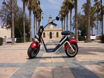 Star Harley noleggio a Roquetas per 1 ora