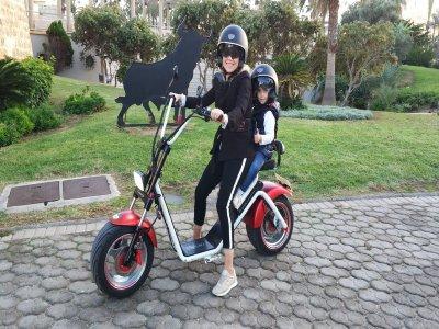 Noleggia due posti Star Harley a Roquetas de Mar