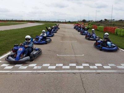 Karting in Cáceres SR3 SENIOR 10 minuti
