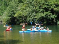 Ruta guiada en canoa por las Marismas de Santoña