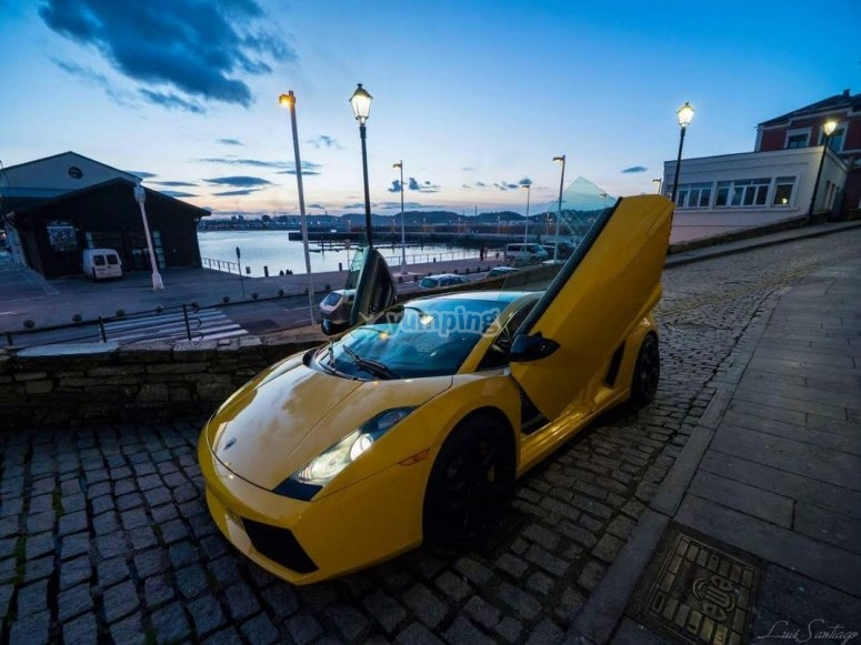 Gallardo superligera