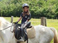 Colonias a caballo TRAC Mas Tubert