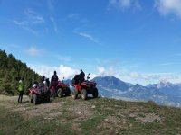 Quad Route in St. Julia Cerdanyola 2h