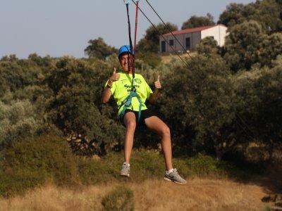 Campo multiavventura a Huelva 5 giorni