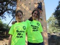 Campamento multiaventura en Huelva 5 días
