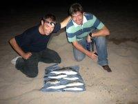 Con los peces