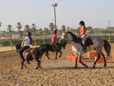 1-Week Equestrian Summer Camp in Utrera