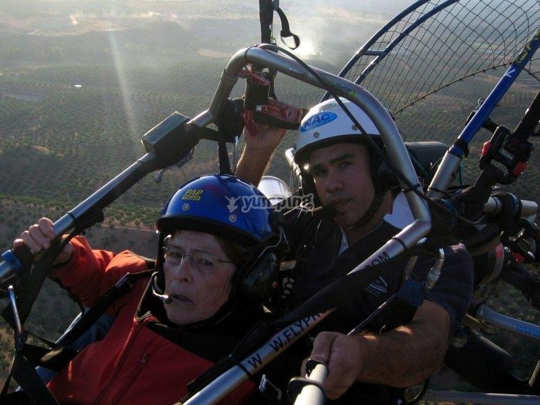 Attività per tutti paracadutisti a Jaen