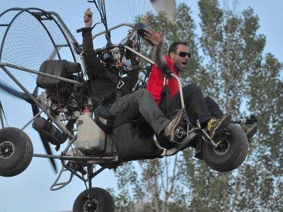 Volar en paratrike en Sierra de Cazorla 15-20 min