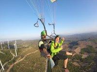 Volar en Parapente en Igualada durante 20 minutos