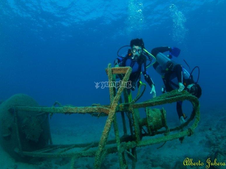第一次潜水
