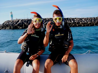 Snorkel Equipment Rental in Caleta de Fuste