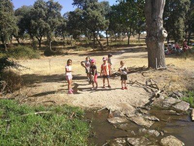 Campamento Urbano Natación San Fernando 1 semana