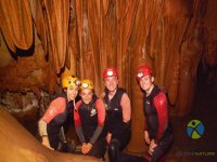 Speleologia Grotta degli Eccentrici 3 ore