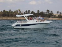 Boat With Patron 4-Hour Rental in Orihuela