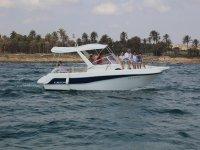 Alquiler de barco con patrón en Orihuela 4 horas