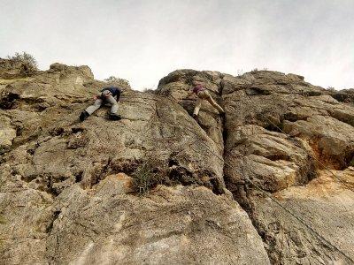 High Level Canyoning Otonel Ravine
