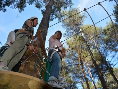 High Difficulty Adventure Circuit in La Alberca