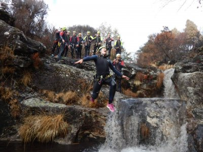 3h Medium Level Canyoning Cerves Ravine