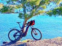 Recorriendo la Costa Brava en bici eléctrica