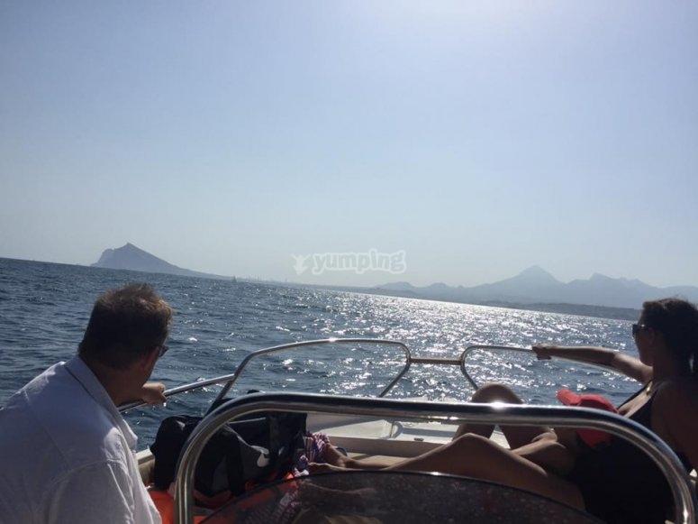 Dia navegando