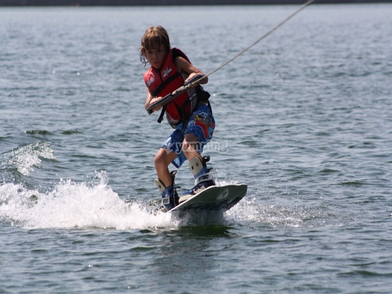 Wakeboard for kids