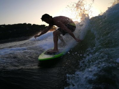 20-min Wakeboard or Wakesurf Course in Madrid