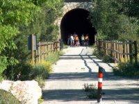 Con la bici attraverso Tarragona