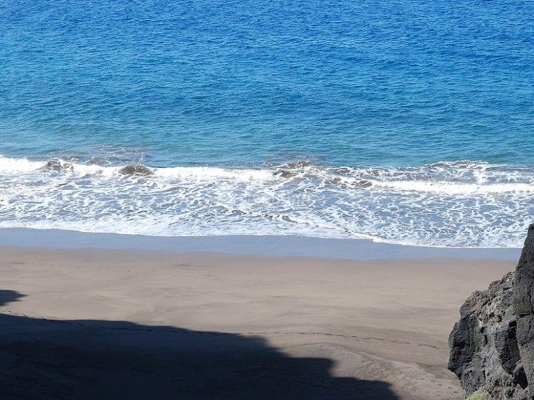 大加那利岛的Paradisiacal海滩