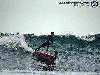 Affrontare le onde