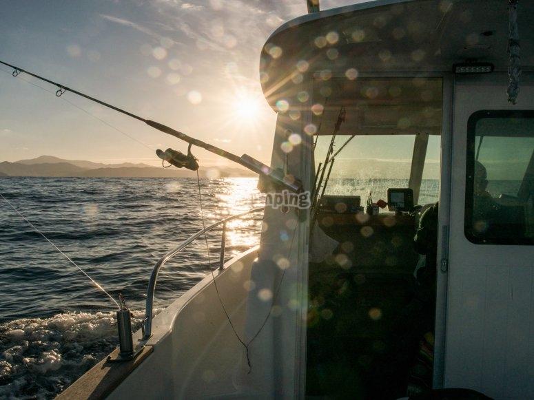Apuntate a pescar