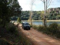 Explorez le parc naturel en véhicule 4x4