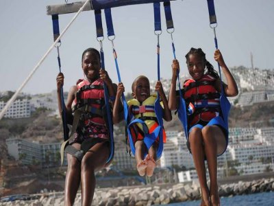 Canary Water Sports Parascending