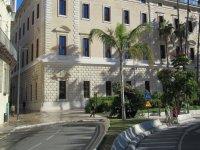 Palacio de la Aduana en Malaga