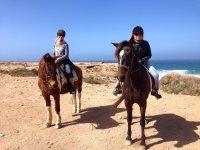 Montar a caballo en Fuerteventura 2 horas