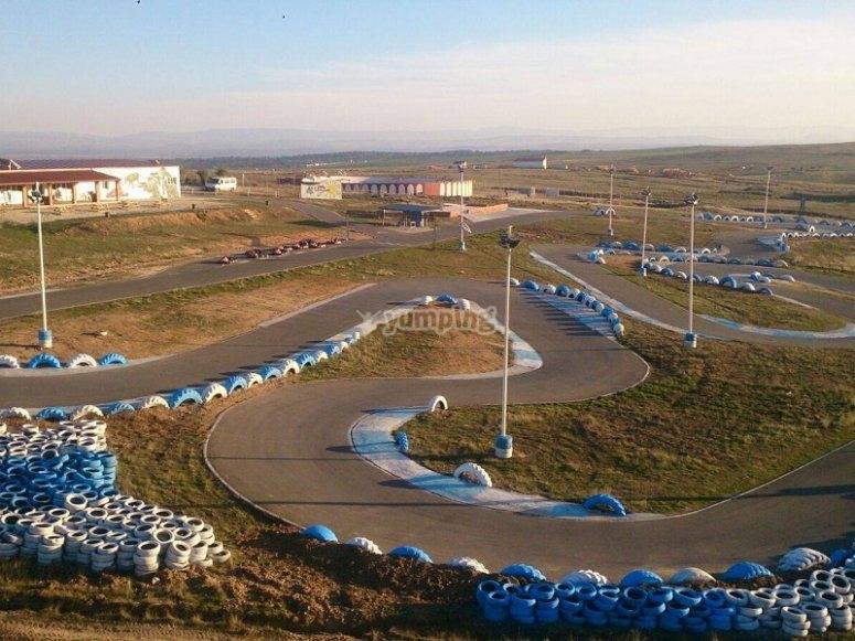 Circuito de karting de Martinamor