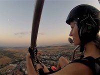Paratrike Flight Over Cáceres, 45 Minutes