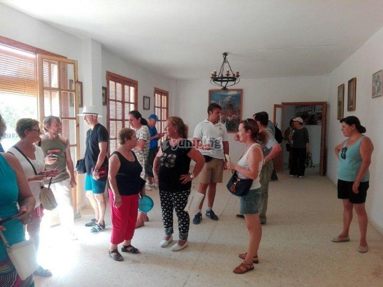 Visit the Casa Rociera